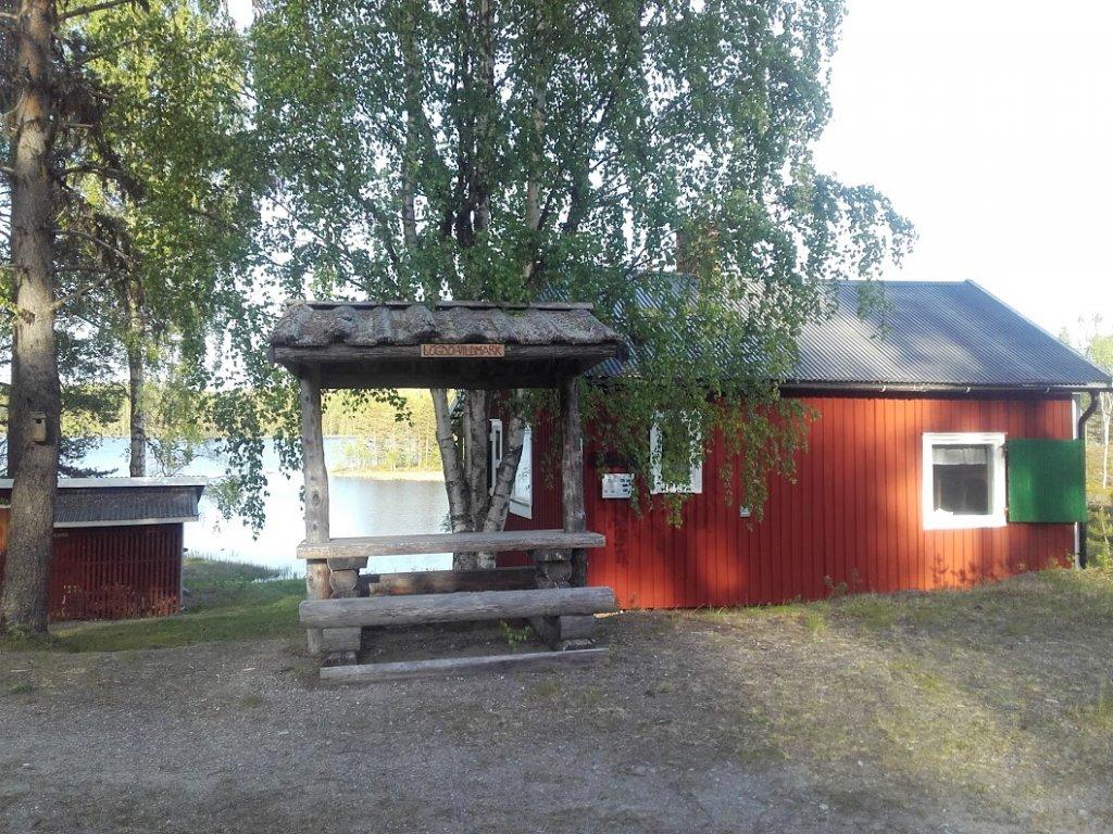 Inredning bastu vedeldad : Hyr stuga - Logdowild.se